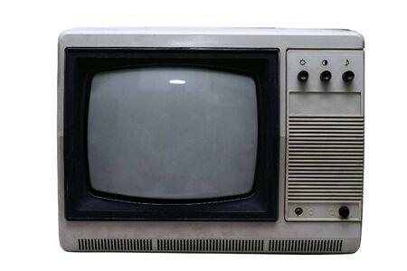 luxury goods: La antigua Uni�n Sovi�tica l�mpara TV. Bienes de lujo del siglo pasado. Foto de archivo