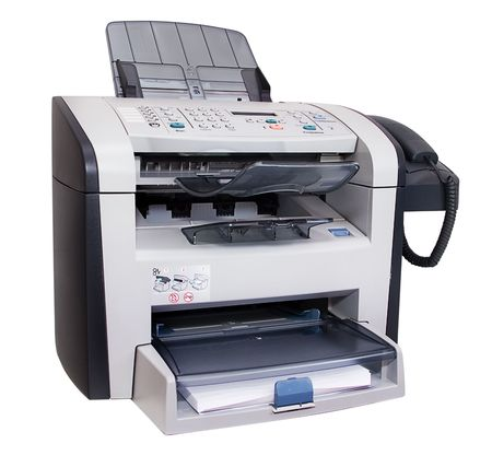 The modern multipurpose device: a fax, copier and the scanner.