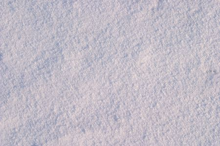 emphasizes: Texture of the snow. Thin snow crust on the surface of the frozen lake. Natural sunlight emphasizes texture. Pattern # 2