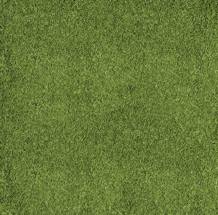 The texture of the herb cover sports field. It is used in baseball, football, cricket, rugby, tennis, golf, field hockey