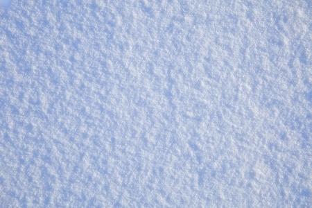 Texture of snow photo