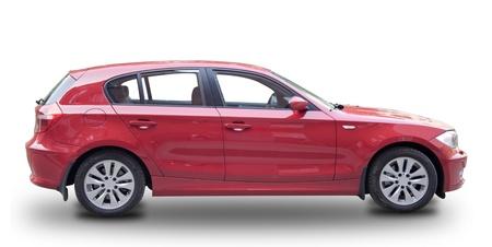 Car isolated