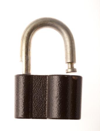 cutcat: Old padlock