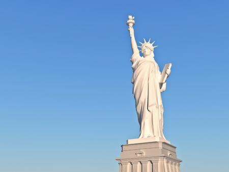 headway: Statue of liberty