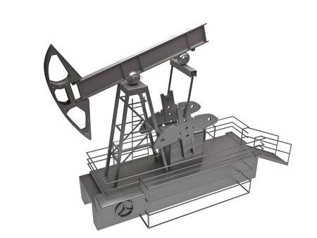 bbl: Oil rig