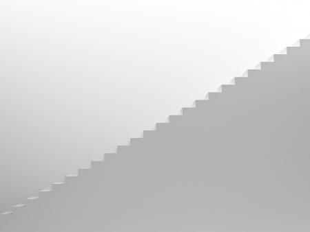 schody: BiaÅ'e puste schody Zdjęcie Seryjne