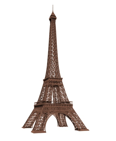 clime: Eiffel tower