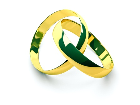 Wedding rings Stock Photo - 10588924