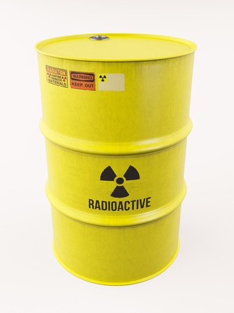 Radioactive materials Stock Photo - 12510207