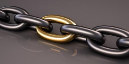 cutcat: Metal chain