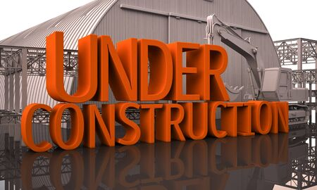 Under construction Stock Photo - 15406931