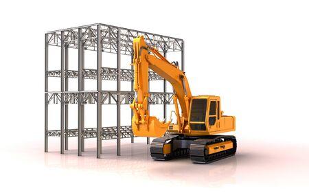 Building site Stock Photo - 15630587