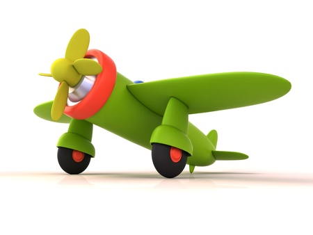 Toy plane Stock Photo - 15730464