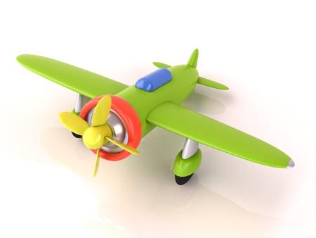 Toy plane Stock Photo - 15805549