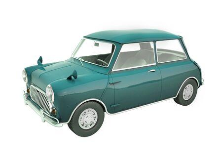 cutcat: Toy car Stock Photo