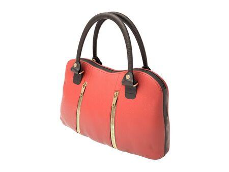 Red handbag Stock Photo - 17332634