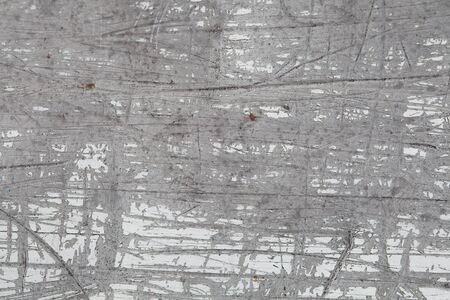 Old metal, grunge texture with scratches and rust