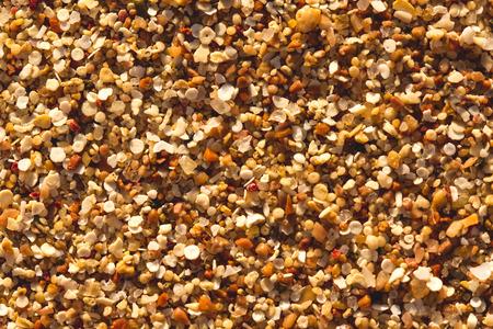 quicksand: Desert sand pattern texture background from the sand in Sharm el-Sheikh, Egypt