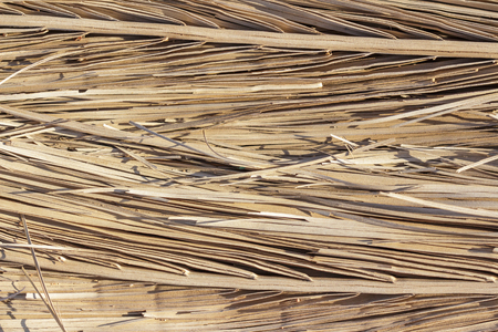 wicker work: Natural textures. Weave, twisted twigs, dried stalks