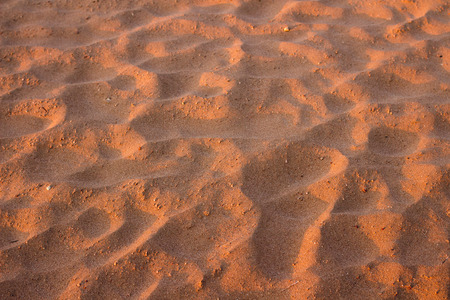 gravelly: Desert sand texture from the sand in Egypt