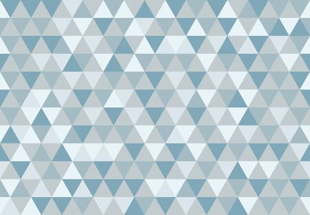 avant garde: Retro Triangle Pattern The First Raindrop mosaic background
