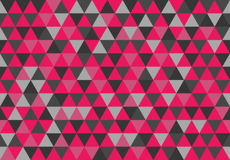 good friends: Retro Triangle Pattern Good Friends mosaic background