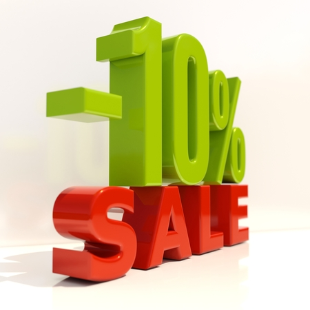 10 Percent Discount Sign, Sale Up to 10% , 10% Sale,  Special Offer, Money Smarts Sticker,  Save On 10% Icon, 10% Off Tag, Budget-Friendly, Cost-Cutting Tricks, Low-Cost, Low-Priced, Reduce Cost Concept