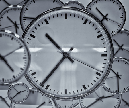 out of date: Close Up of Office Watch Time Clock Dial Black and White Pattern, Time Abstract, Urgency, Accurate, Timing Concept, Clock Background, Close Up on Clockwise, Face of White Antique Vintage Clock