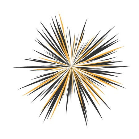 Abstract Star Rays, Holiday Firework, Dynamite Burst, Sun Burst, Star Burst Sunshine, Radiating From the Center of Beams, Abstract Explosion.