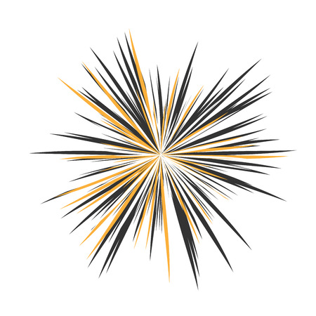 dynamite: Abstract Star Rays, Holiday Firework, Dynamite Burst, Sun Burst, Star Burst Sunshine, Radiating From the Center of Beams, Abstract Explosion