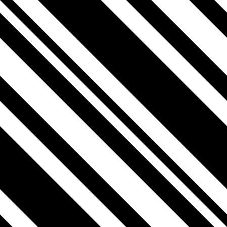 Abstraktes diagonales gestreiftes nahtloses Schwarzweiss-Muster, Vektor-paralleles Schrägstellen, schräge Linien Beschaffenheit Vektorgrafik