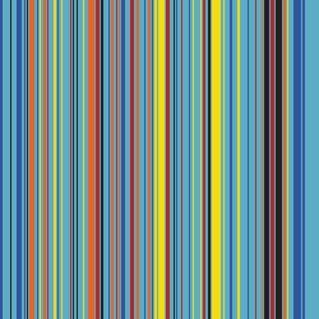 Colorful retro vertical lines pattern.