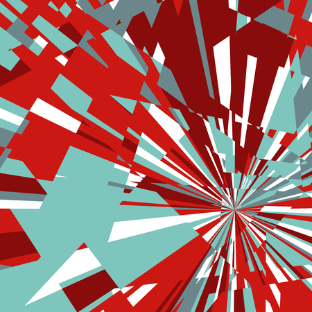 Abstract dynamic pattern design.