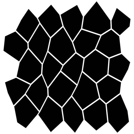 Whimsical tile Background Flower Black and White Exquisite Gentle Floral Graphic Ornament