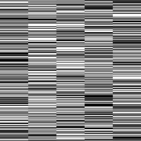 Black and White horizontal pattern design. Фото со стока - 92333966