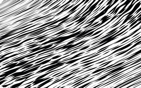 Line The Art Element : Abstract wave element for design stylized line art background