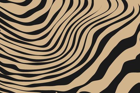 Animal Background Pattern Texture Tiger Orange Stripe Black Jungle Safari, Zebra Skin Background, Leopard Skin Texture Illustration