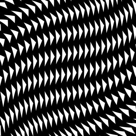 Abstract Triangle Vector Background of Waves, Line Stripes Irregular Wave Background, Abstract Minimal Design, Stylized Flowing Water 3d Illusion, Graphic Line Art