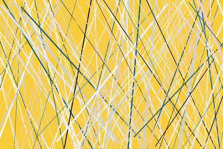 Random Chaotic Lines Abstract Geometric Pattern or?Texture,?Modern, Contemporary art-like Illustration,?Asymmetrical? Design Element for Creating Modern Art Backgrounds, Grunge Urban Style
