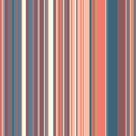 Retro Color Straight Vertical Variable Width Stripes, Color Lines Pattern, Vertically Seamless Pattern, Straight Parallel Vertical Lines, Fashion Geometric Color Random Lines Vektorové ilustrace