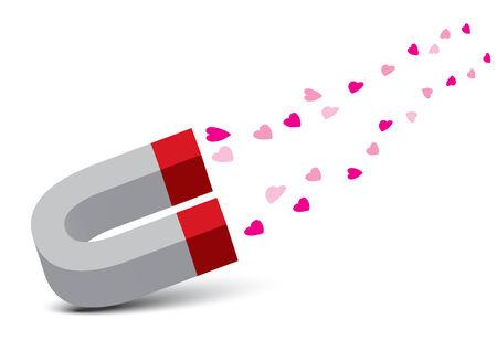 illustrators: Magnetic love