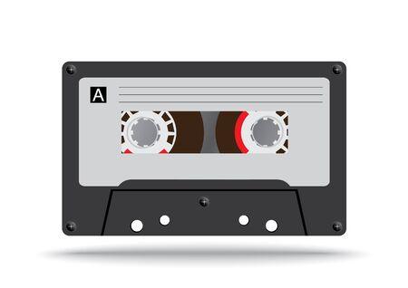 casette: Cassete tape