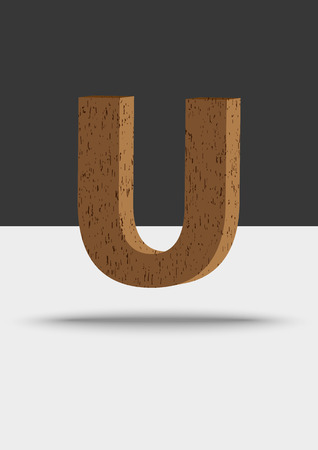 old english letter alphabet: U Alphabet