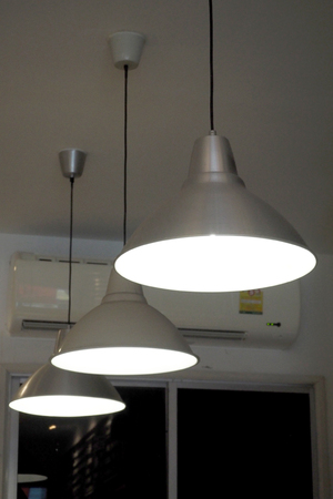 hanging lamp: Hanging lamp with cool design