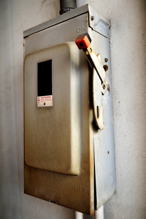 breaker: Breaker box Save your life and your proerty