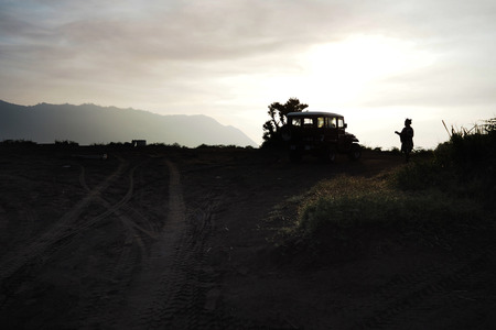 but: off road is danger but beautiful