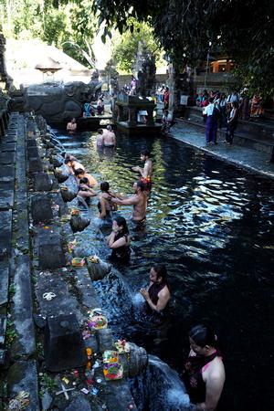 pura: Pura Tirta Umple Bali Indonesia
