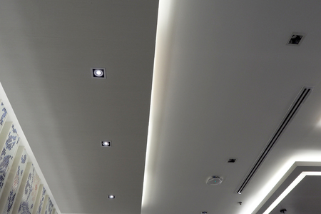 Light on roof with many design look so cool