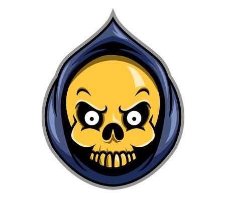 hopelessness: Reaper Head