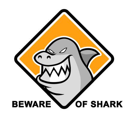 beware: Beware Of Shark